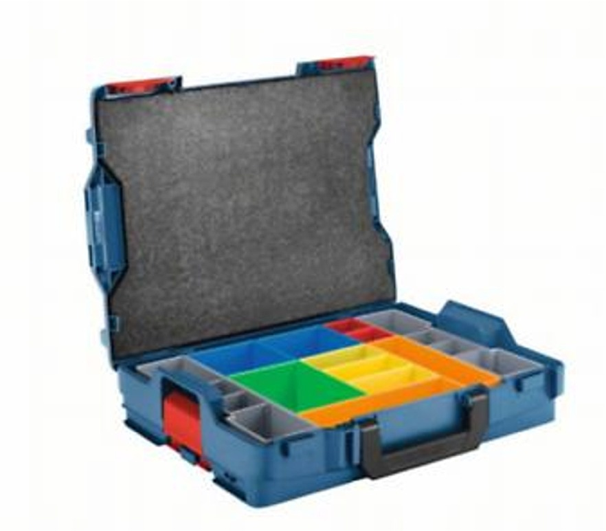 8264049fd34ab ELEKTRICKÉ NÁRADIE | Kufor Bosch L-BOXX 102 set 12 pcs Professional+ ...