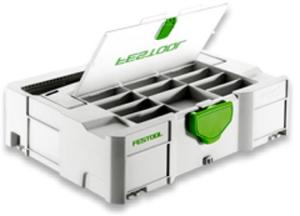 Festool SYSTAINER SYS 1 TL-DF so zásuvlou v kryte