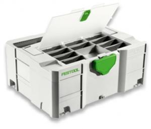 Festool SYSTAINER SYS 3 TL-DF so zásuvlou v kryte