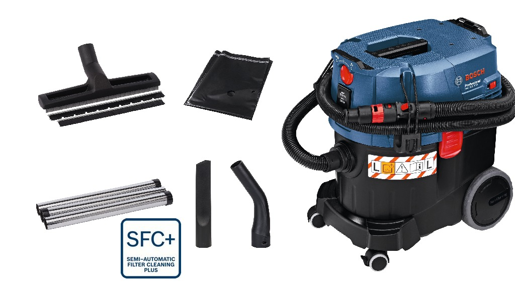 BOSCH GAS 35 L SFC+Professional