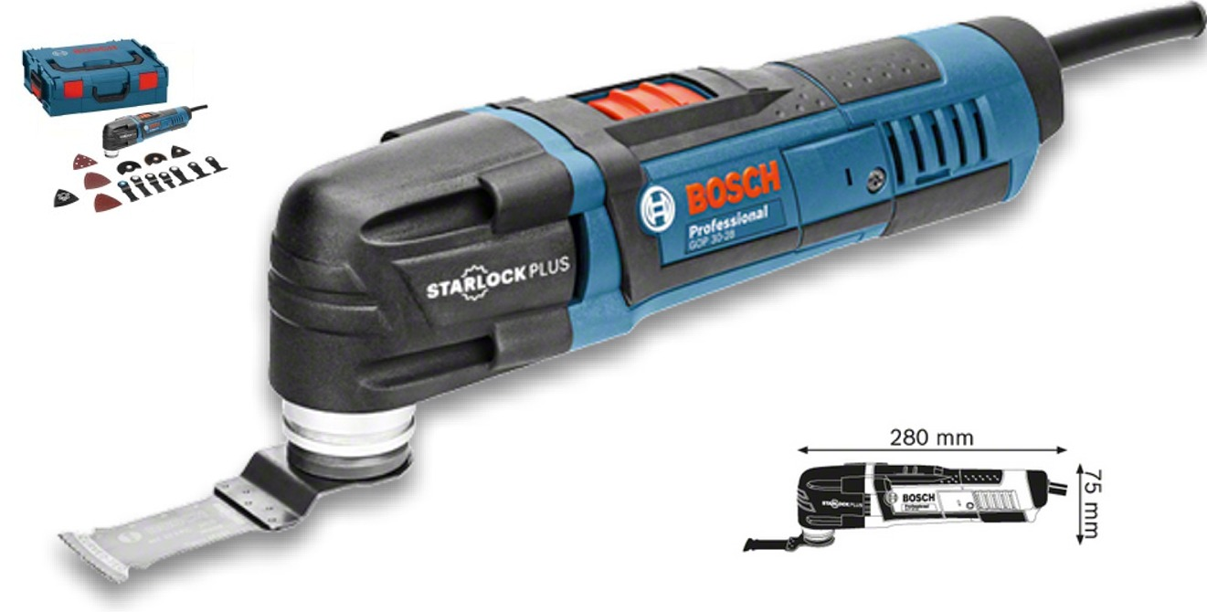 Bosch Multi-Cutter GOP 30-28 Professional