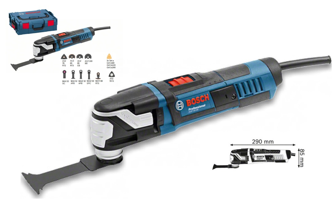 Bosch Multi-Cutter GOP 55-36 Professional