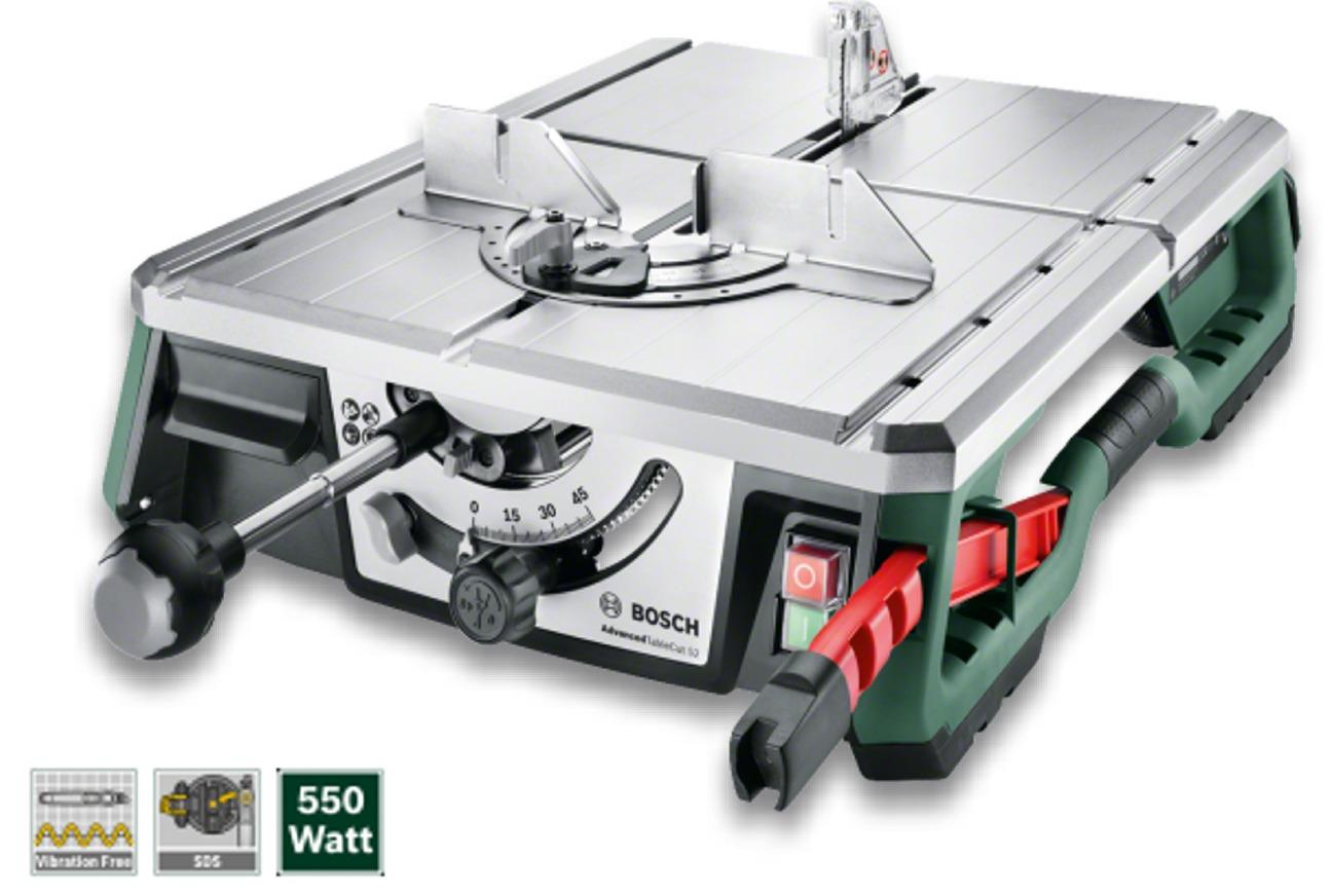 874ccfb5728cf Stolná okružná píla Bosch AdvancedTableCut 52 (Basic) empty
