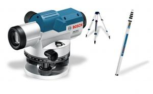 BOSCH Set GOL 26 G+BT 160+GR 500
